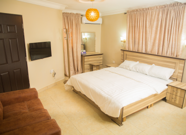 Executive One Bedroom Apartment, Garki