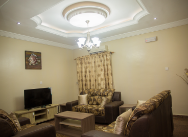 Executive Two Bedroom Apartment, Garki