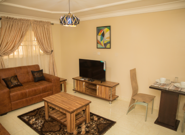 Standard One Bedroom Apartment, Garki
