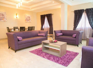 Executive Four Bedroom Apartment, Asokoro